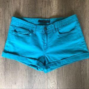 CK Jean shorts